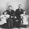 Olivia, Mattie, Uzell Eric, and Lettie Reeves