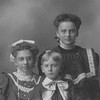 Olivia, Adna, and Lettie Reeves