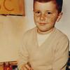Gary's kindergarten picture
