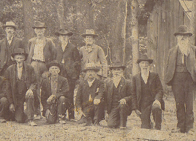 Confederate Soldiers Reunion, 1911