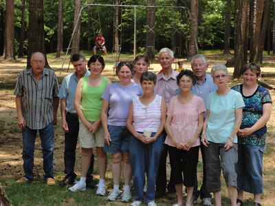 2011 Wesley Doggett Family Reunion