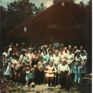 1978 Wood Doggett Family Reunion