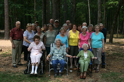 2011 Wood Doggett Family Reunion