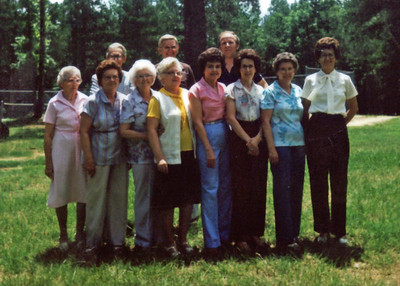 1987 Wood Doggett Family Reunion
