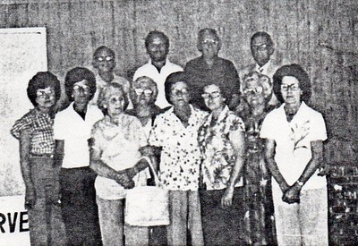 1982 Wood doggett Family Reunion