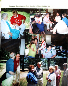 1998 Wood Doggett Family Reunion