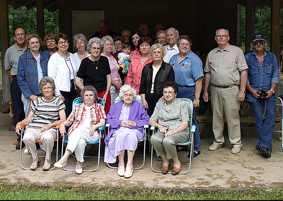 2004 Wood Doggett Family Reunion