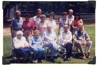 1993 Wood Doggett Family Reunion
