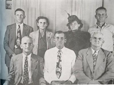 Parnell Reunion 1945