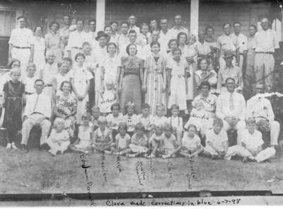 Parnell Reunion, 1936
