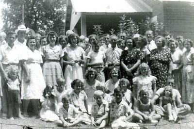 Parnell Reunion in 1940's