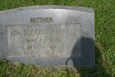 In Parnell Cemetery, Warren, AR