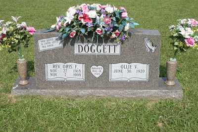 Oris E. & Ollie V. Doggett