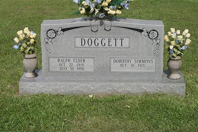 Ralph Elder & Dorothy Simmons Doggett