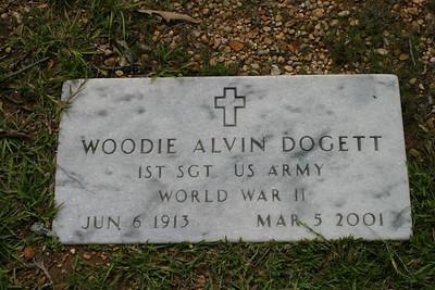 Woodie Alvin Doggett