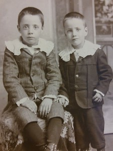 Earnest and Lewis Estep