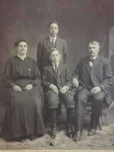 Marth, Earnest, Lewis and William Estep