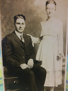 Carl Estep and wife Dorothy