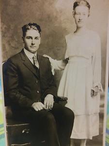 Carl Estep and wife Dorothy