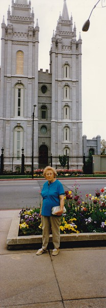 1996 Temple Square, SLC Utah
