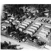 War Camp during WWII England