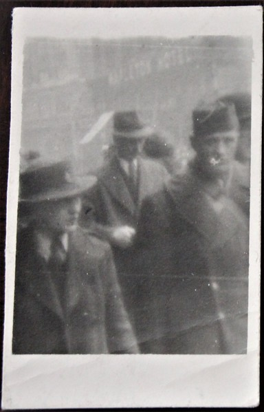 Margaret Ruth Hendy and Glenn Leroy Bodily