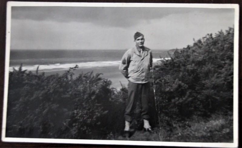Army Buddy WWII England