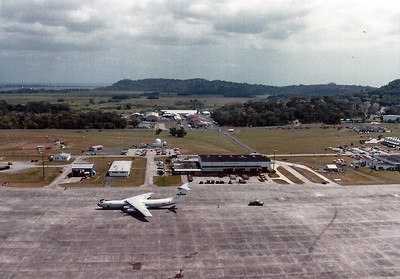Howard AFB, Panama early 1980's