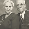 William Francis and Mary Ellen Criddle Russell