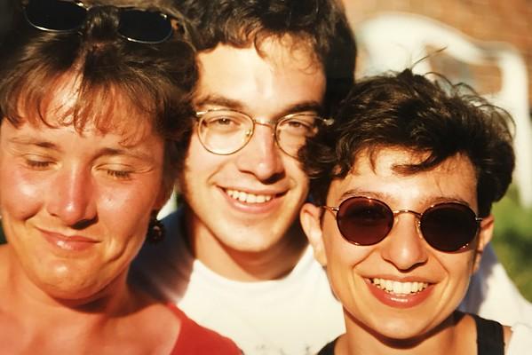 1996- Friends