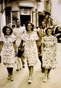 Boulevard de Ramleh, 2 Septembre 1940.