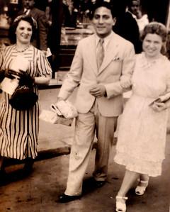 6 Juin 1940; Egizia, Bibo et Ima.