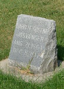 Isabelle Gustine Bakken-Josvanger 1864 - 1917 Grandma Clara's Mother