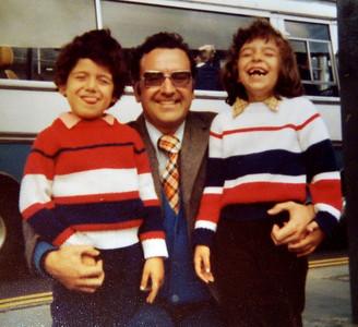 Heathrow, 1977.