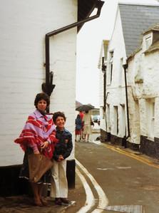 Cornwall, 1980.