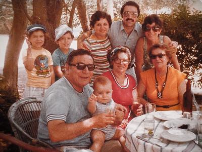 Mariout, 1977.  Quelle belle photo! Merci a Maggie.