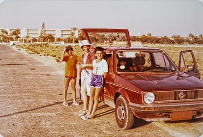 Sidi Abdel Rahman, Alexadria, 1982.