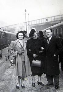 Djema, Lena and Jenia in Paris