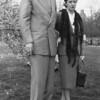 Carl and Dori in Central Park
