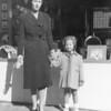 Dori and Frances -  4/22/1945