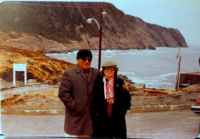 Marine Drive, St.John's, Newfoundland, 1980.