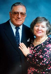 50th wedding anniversary, 1993.