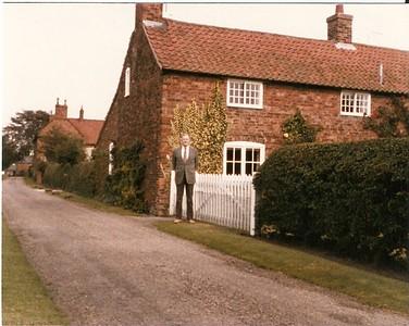 Jack's trip to England 1985