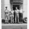 CO with some employees - 1946