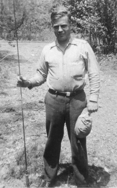 CO Gatlinburg vacation 1943