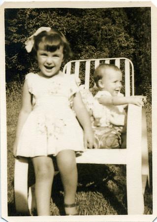 Lesley & Judith Bray