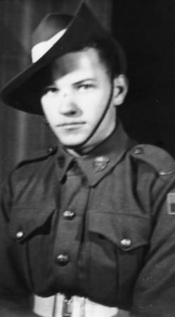 Private Thomas Arthur Tolson