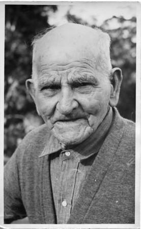 Ewen Maddock of Glenview, Mooloolah - 93yrs on 5 Apr 1966  From my Grandmother's photo collection - May McGilvery.