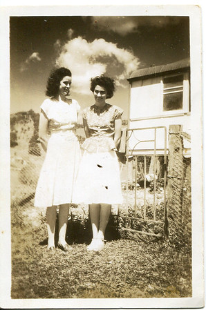 Olive May & Moira Margaret McGilvery