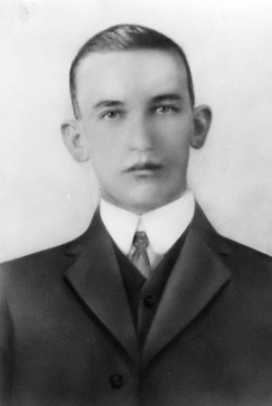 My grandfather John McGilvery (1894-1961). I never met him - my Mum doesn't remember him. John (Jack) was the son of Edward & Albertine McGilvery (nee Parnemann).  He was born in Toowoomba, and died in Riverview near Ipswich, Queensland.  It took me years to trace where and when he died.  He married my grandmother Barbara May Munro in 1914 in Dalby.  At the time of their marriage, John worked at 'Dalby Downs', a station at the base of the Bunya Mountains.  John and May had six children together, when he left the family to fend for themselves.  I have very little information about him and would appreciate hearing any knowledge about him.  From my Grandmother's photo collection - May McGilvery
